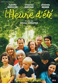locandina del film L'HEURE D'ETE'