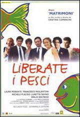 locandina del film LIBERATE I PESCI