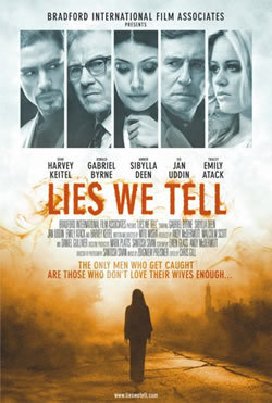 locandina del film LIES WE TELL