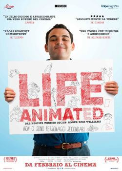 locandina del film LIFE, ANIMATED