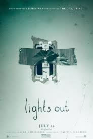 Lights Out – Terrore Nel Buio (2016)