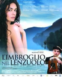 locandina del film L'IMBROGLIO NEL LENZUOLO