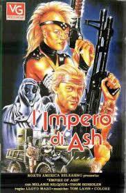locandina del film L'IMPERO DI ASH