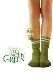 locandina del film L'INCREDIBILE VITA DI TIMOTHY GREEN