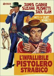 locandina del film L'INFALLIBILE PISTOLERO STRABICO