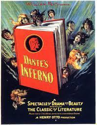 locandina del film L'INFERNO (1924)