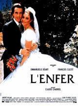 locandina del film L'INFERNO (1993)