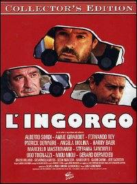 locandina del film L'INGORGO - UNA STORIA IMPOSSIBILE