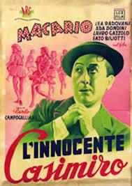 locandina del film L'INNOCENTE CASIMIRO