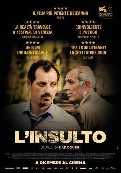 locandina del film L'INSULTO