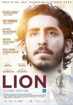locandina del film LION - LA STRADA VERSO CASA