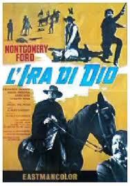 locandina del film L'IRA DI DIO