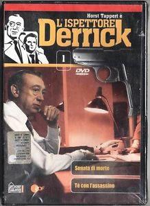 locandina del film L'ISPETTORE DERRICK - STAGIONE 1