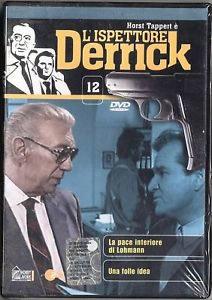 locandina del film L'ISPETTORE DERRICK - STAGIONE 12
