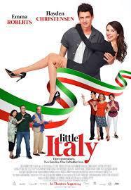 locandina del film LITTLE ITALY - PIZZA, AMORE E FANTASIA