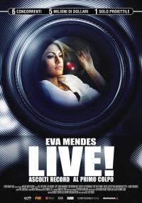 locandina del film LIVE! ASCOLTI RECORD AL PRIMO COLPO