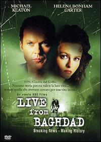 locandina del film LIVE FROM BAGHDAD