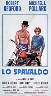 locandina del film LO SPAVALDO