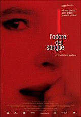 locandina del film L'ODORE DEL SANGUE