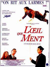 locandina del film L'OEIL QUI MENT
