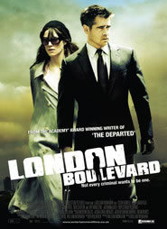 locandina del film LONDON BOULEVARD