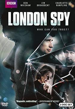 locandina del film LONDON SPY
