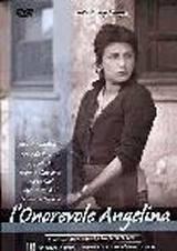 locandina del film L'ONOREVOLE ANGELINA