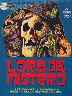 locandina del film L'ORA DEL MISTERO: IL DOLCE PROFUMO DELLA MORTE