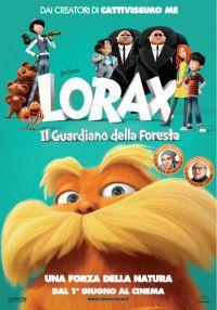 locandina del film LORAX - IL GUARDIANO DELLA FORESTA