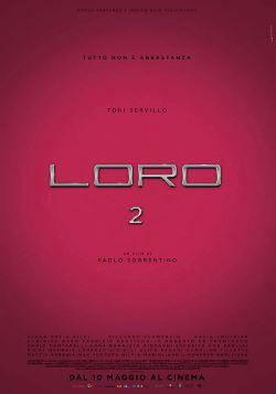 locandina del film LORO 2