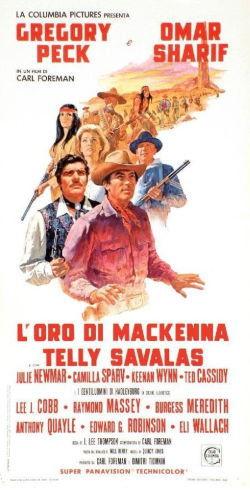 L'Oro Di Mackenna (1969)