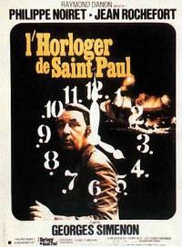 locandina del film L'OROLOGIAIO DI ST. PAUL