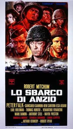 locandina del film LO SBARCO DI ANZIO