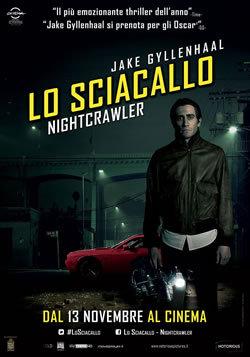 locandina del film LO SCIACALLO (2014)