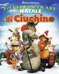 locandina del film LO SPETTACOLARE NATALE DI CIUCHINO
