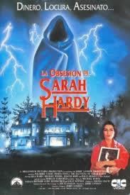 locandina del film L'OSSESSIONE DI SARAH HARDY