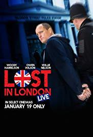 locandina del film LOST IN LONDON