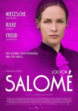 locandina del film LOU VON SALOME'