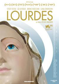 locandina del film LOURDES
