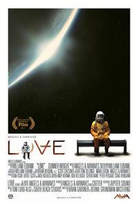 locandina del film LOVE (2011)