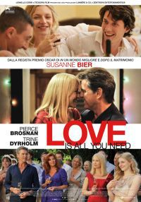 locandina del film LOVE IS ALL YOU NEED