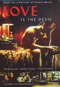 locandina del film LOVE IS THE DEVIL