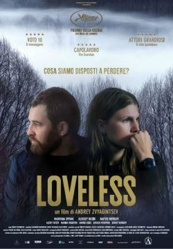 locandina del film LOVELESS