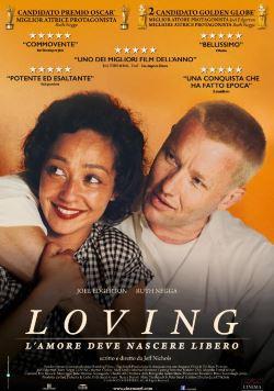 locandina del film LOVING - L'AMORE DEVE NASCERE LIBERO