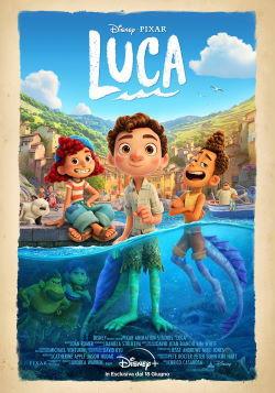 locandina del film LUCA