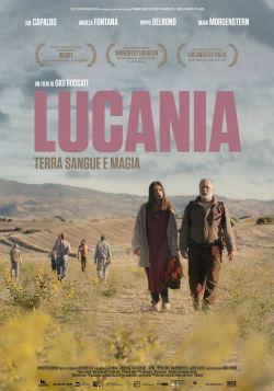 locandina del film LUCANIA - TERRA SANGUE E MAGIA