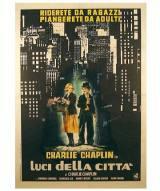 locandina del film LUCI DELLA CITTA'