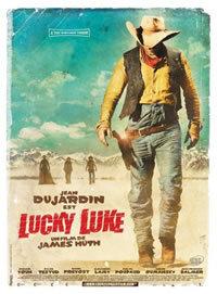 locandina del film LUCKY LUKE (2009)