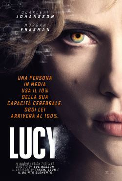 locandina del film LUCY