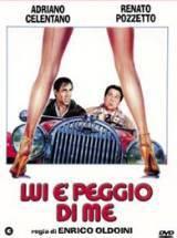 locandina del film LUI E' PEGGIO DI ME